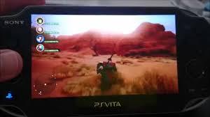 Dragon Age Remote Play Test via Internet PS Vita PS4