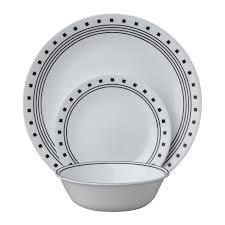 corelle dinner set ebay australia. corelle-vitrelle-kitchen-modern-design-dinnerware-12pc-sets- corelle dinner set ebay australia a