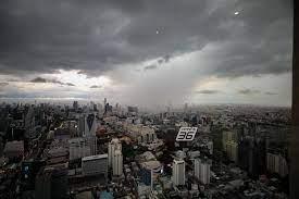 พยากรณ์อากาศวันนี้ อุตุฯ เตือน ใต้ฝนตกหนัก – กทม.มีปริมาณฝน 20% : PPTVHD36