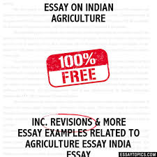 on n agriculture essay on n agriculture
