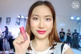 Doll Up Mari Ever Bilena LTD Liquid Lipstick Swatches and First.