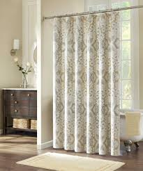 Small Shower Curtain Set ...