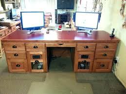 computer desk design plans computer desk design plans um size of computer gaming computer desk plans