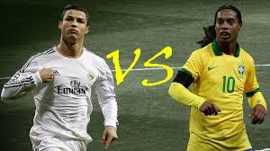 Cristiano Ronaldo vs Neymar Jr vs Ronaldinho ○ Freestyle Skills ○ Craziest  Tricks Ever 2016 HD - Vidéo Dailymotion