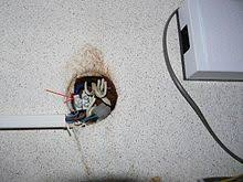 aluminum building wiring result improperly joined aluminum and copper wires in old apartment done by qualified electrician