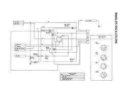 craftsman lawn tractor wiring diagram releaseganji net Lawn Mower Starter Wiring Diagram wiring diagram craftsman riding mower