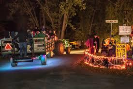 Yogi Bear Christmas Lights Glamping Gets Ghoulish At Yogi Bears Jellystone Park Camp