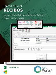 Formato De Recibos Conoce Los Formatos De Recibos Que Podemos Hacer Con Excel