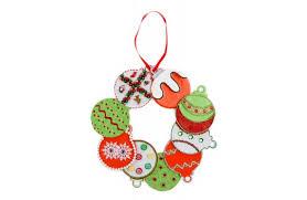 Nicole Crafts Ornament Foam Wreath