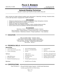 17 Technical Support Specialist Resume Generate Better One
