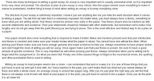 tip to writing a good essay writing a will uk writing essay on interview