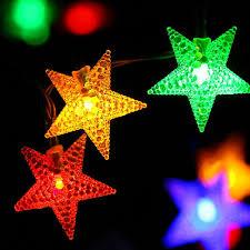 christmas lighting ideas. Star String Lights Christmas Lighting Ideas