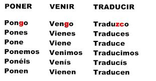 Spanish Lessons Irregular Present Subjunctive 2 Lince