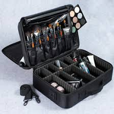 good makeup bags promo codes whole female high quality professional makeup organizer bolso mujer