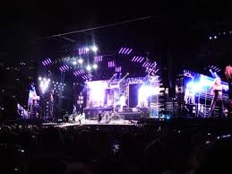 Taylor Swift Raymond James Seating Chart The Stadium Emptying Out After The Concert Picture Of