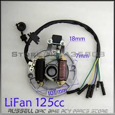 lifan 125cc engine wiring lifan image wiring diagram 2017 lifan 125cc magneto stator for most of 125cc kick start on lifan 125cc engine wiring