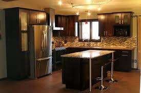Modern Kitchen Color Schemes Kitchen Color Schemes With Espresso Cabinets Design Porter