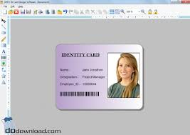 Card Student Dodownload Designs Software Design And Image com - Id Employees