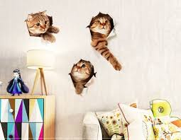 52 cat themed home decor accessories