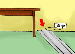 How To Cover Wires How To Hide Speaker Wires 4 Steps With Pictures Wikihow
