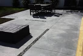 Modern Concrete Patio Designs Long Island Modernpatio E Throughout Ideas