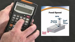 Reamer Rpm Chart Machinist Calc Pro Feed And Speed How To Calculate