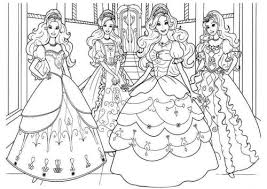 Signup to get the inside scoop from our monthly newsletters. 40 Free Barbie Coloring Pages Printable
