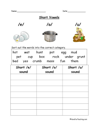 All worksheets only my followed users only my favourite worksheets only my own worksheets. Vowels Worksheets Have Fun Teaching