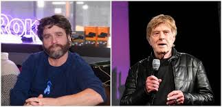 Maybe you would like to learn more about one of these? Today Many People Learned That Robert Redford Is The Nodding Meme Guy And Not Zach Galifianakis The Inquisitr