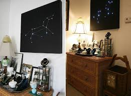 diy crafts that add starry space themed