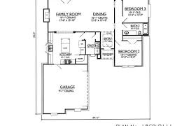 single bedroom medium size floor plans family single bedroom one story house without dining room home