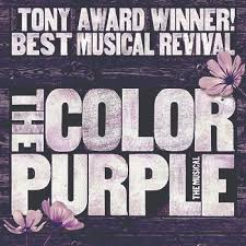 Color Purple Seating Chart The Color Purple Events Overture Center