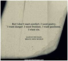 Brave New World Quotes With Page Numbers Custom 48 Best Aldous Huxley Quotes On Pinterest Aldous Huxley Brave New
