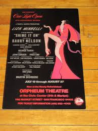 Civic Light Opera San Francisco Civic Light Opera 40th Anniversary Season