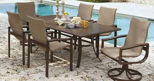 attractive design ideas winston outdoor furniture replacement cushions parts repair slings care