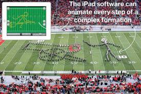 Ohio States Marching Band Uses Ipad For Sheet Music Steps