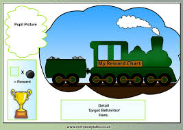 Reward Chart Train Everybody Talks