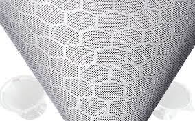 Tea & coffee strainer mesh. Stainless Steel Mesh Filter Cones For Coffee Brewing