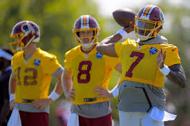 Washington Redskins Rb Depth Chart Standig 10 Things To Watch As Redskins Open Preseason Slate