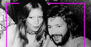 TBT: Pattie Boyd and <b>Eric Clapton</b> | InStyle