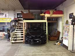 loft garage. loft garage