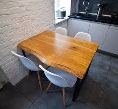 маленький <b>стол</b> в стиле лофт для кухни (с изображениями ...