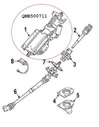 03 Land Rover Discovery Coolant Diagram