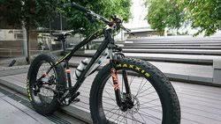 Cavalier Fat Bike In Singapore