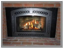 ventless gas fireplace insert homedepot home accessories