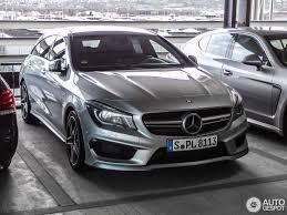 Mercedes-Benz CLA 45 AMG Shooting Brake - 5 March 2015 - Autogespot