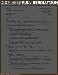 Massage Therapist Resume Sample Resume Template