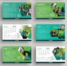 25 Best New Year 2016 Wall & Desk Calendar Designs For Inspiration