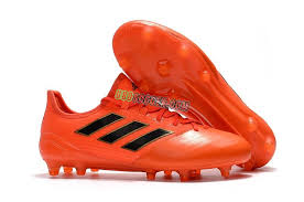 adidas ace 17 1 leather fg solar orange core black solar red 0