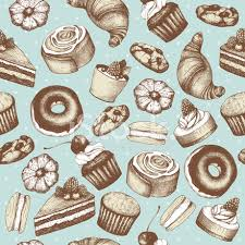 Vintage Vector Bakery Stock Vector Freeimagescom